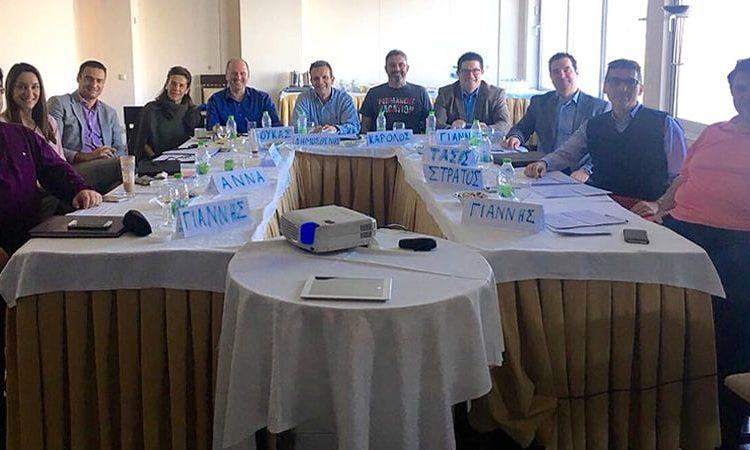 ΕπιτυχημΕνο το 1ο Best Practices Exchange Meeting